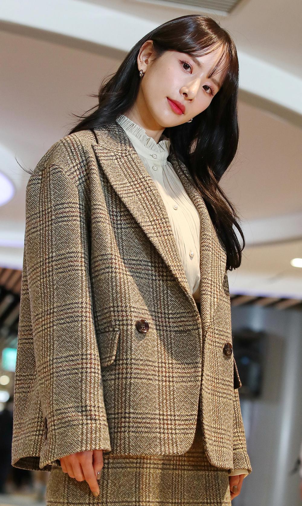 [포토뉴스] 우주소녀 설아 `오늘은 패션모델로`