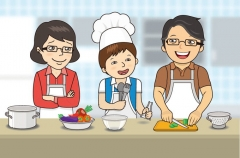 [밥상머리의 작은 기적] 함께 만드는 '가족 요리'의 중요성