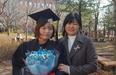 [Campus Now] 호산대서 꿈 이룬 38세 주부, 김명주씨 유치원 정교사 취업