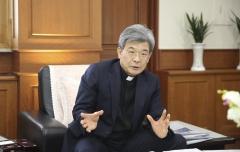 김정우 대구가톨릭대 신임 총장 인터뷰