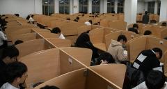 경북고, 휴일에도 도서관 개방
