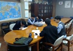경원高 교장실, 학생에 개방…회의 등 모임 장소로 활용
