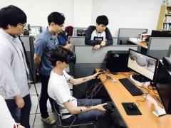 대구대 컴퓨터공학 학생들 VR 모노스키 체험 시스템 개발