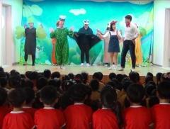 """수성대 유아교육과 연극동아리 """"연극으로 환경의 소중함 가르쳐요"""""""