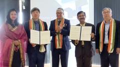 계명대 글로벌창업대학원, 인도에 창업 전진기지 구축