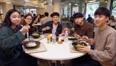 경북대, 공부방 더한 복지관 학생식당 '멀티형 학습공간'으로 새단장