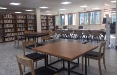대구 북부도서관 재개관…자료실 가구 등 새 단장