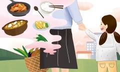 [밥상머리의 작은 기적] 인성교육- 엄마의 초과근무 수당