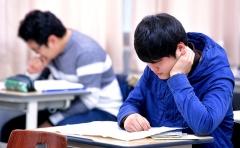 """""""시험 과목 순서대로 학습…생체리듬 수능날에 맞춰야"""""""