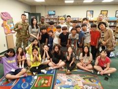 대구봉덕초등'글로벌 앞산캠프'체험