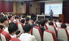 대구 달성고 과학 드림토크콘서트…강의·개별 멘토링·진로탐색 진행