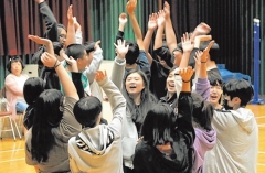 학생 수 줄어 문닫는 대구죽전중, 교사·학부모와 1박2일 추억쌓기