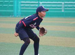 """일본 학생이 한국국적까지 취득 """"한국 女소프트볼 국가대표 꿈"""" 맹훈련"""