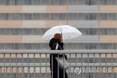 포근한 소한(小寒), 전국에 비…100㎜ 이상 내리는 곳도