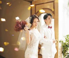 [우리 결혼해요] 신랑 우유빈 ♥ 신부 황은경