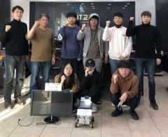 대구 취업준비 교육생, 움직이는 로봇 코로나19 의심환자 판별 시스템 개발