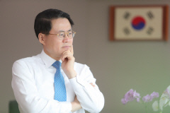 김재수 예비후보 '박  전 대통령 옥중 메시지 지지' 선언