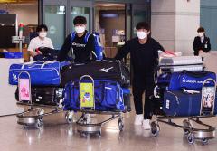 삼성, 일본 입국규제 강화로 조기 귀국...11일부터 라팍서 훈련