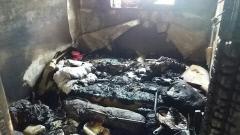 일가족 살던 대구 효목동 2층 주택 화재...40대 남성 1명 숨져