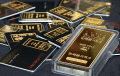 금융시장 불안에 금값 강세