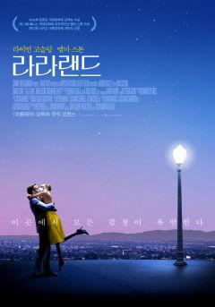 메가박스, 다시 보고 싶은 음악 영화 1위 '라라랜드' 재개봉