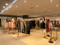 여성 캐주얼 브랜드 '도호' 현대백화점 대구점 입점