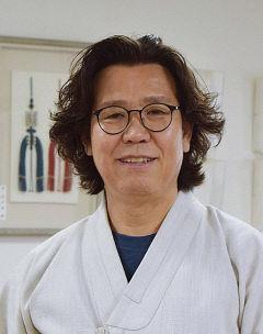 안동공예문화전시관 임방호 작가 올해의 신한국인 대상 수상