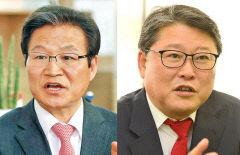 김용판vs조원진, 정체성 논란으로 '신경전 2라운드'