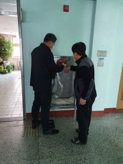 대구동부소방서, 제21대 국회의원 선거 대비 특별경계근무