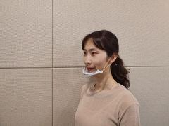 경북교육청, 모든 교사 수업용 투명 위생 마스크 보급