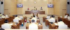 예천군의회 임시회 개회, 오는 25~28일까지 주요사업장 현지 확인