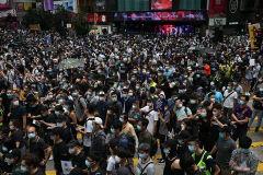 中 '홍콩보안법' 강행에 세계 정치인들 '반대 성명'