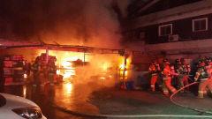 대구 남구 마트서 불...같은 건물 요양병원 환자 등 31명 대피 소동
