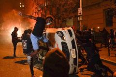 美 '흑인사망' 시위 140개 도시 확산…한인 상점도 당했다