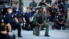 초강경 트럼프, 연방軍 투입위해 '폭동진압법' 카드 만지작