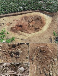 삼국시대 의성지역 고유 무덤형식 추정 고분 발견