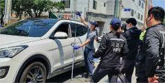 경주경찰서 '스쿨존 사고' 운전자 영장 신청···특수상해죄 적용