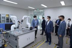 영천 폴리텍大로봇캠퍼스 설립인가 받아 내년 3월 개교