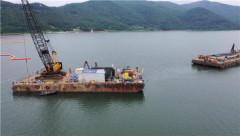 한국수자원공사 운문권지사, 운문댐 위기대응 모의훈련