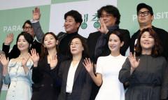 '기생충' 배우·스태프, 아카데미 신입회원 초청받아