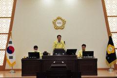 경북 영천시의회 개원이후 최초로 의장단 선거 무산