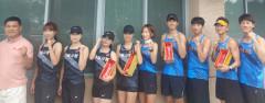 구미시청 육상팀, 전국 크로스컨트리 대회 남자 단체전 우승