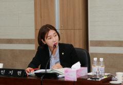 민지현 상주시 의회 운영위원장..민주당 소속 초선...최연소 여성의원