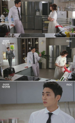 '찬란한 내 인생' 돈 뜯으려다 진예솔 기사된 원기준, 심이영·최재성 '경악'