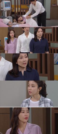 '위험한 약속' 김혜지 사고에도 살 길만 찾는 박영린, 박하나에 거래 시도