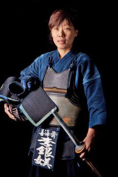 한국 여성 4번째 검도 7단 이은미 대구 선해재 관장