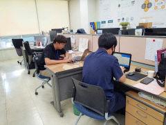 대구대 K-PACE센터 학생들, 공공기관 인턴 근무
