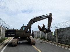 포항 화진해수욕장 안 군사시설 38년 만에 주민들에 개방