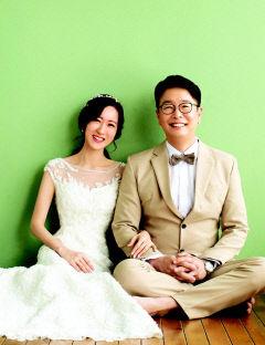 [우리 결혼해요]신랑 최태훈 ♥ 신부 최은지