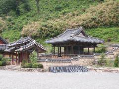 조선시대 국왕 기로소 입소 기념하는 건축물...의성 고운사 연수전, 보물 지정.